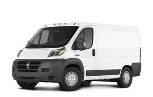 2018 RAM ProMaster 1500 Low Roof 118 in. WB