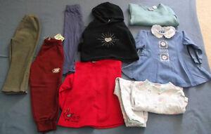 Girl's Clothing Size 4