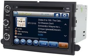Ford Explorer / Expedition In-dash navigation and bluetooth.