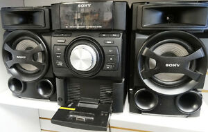 Sony Home Boombox For Sale Peterborough Peterborough Area image 2