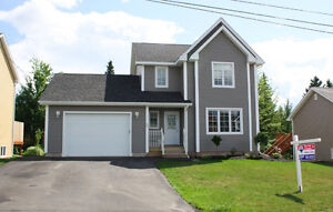 72 CUMBERLAND ST, MONCTON - MAPLETON PLACE! FINISHED BASEMENT!