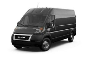 2019 Ram ProMaster 3500 High Roof 159 in. WB