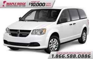 2018 Dodge Grand Caravan Canada Value Package