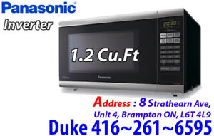 sale 1.2 Cu.Ft 1200 W Panasonic Microwave for sale