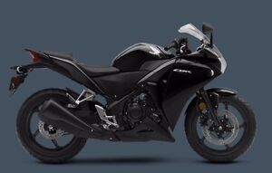 Wanted CBR250