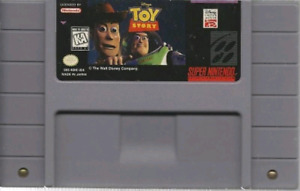 Toy story snes