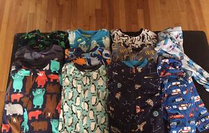Carters pj lot 3T