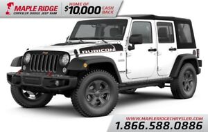 2017 Jeep Wrangler Unlimited Recon