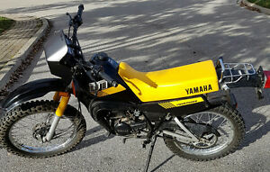 All Original - Yamaha 1988 DT50