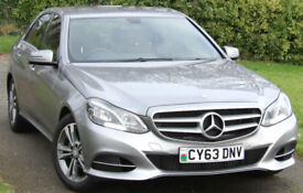 Mercedes-Benz E220 CDI SE 2.1 (175 bhp) AUTO 7-sp : Dec 2013 : Only 23k mi