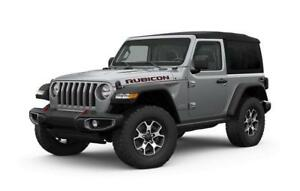 2018 Jeep All-New Wrangler Rubicon
