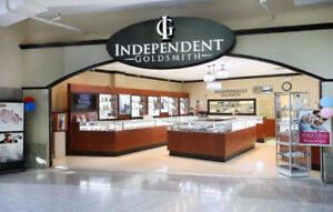 Jewellery Showcase - Local Display Case Manufacturer