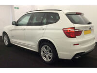 2013 BMW X3 2.0 TD XDRIVE20D M-SPORT GOOD / BAD CREDIT CAR FINANCE AVAILABLE