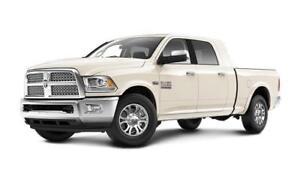 2017 RAM 3500 Laramie Mega Cab