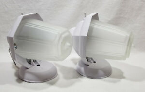 Lot of 2 outdoor wall lights Brand New in Box.