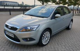 2009 Ford Focus Titanium 2.0 petrol