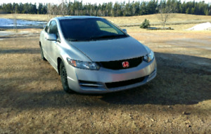 2011 Civic Coupe