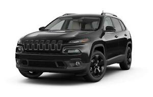 2017 Jeep Cherokee High Altitude