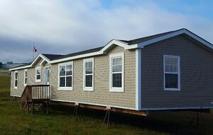 New Mini Homes, Land, Turnkey packages ...Just minutes to Truro