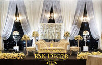❤❤️ South Asian Wedding Decor, Affordable Price, Amazing Quality