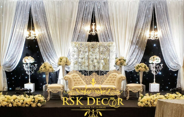 South Asian Wedding Decor Affordable Price Amazing