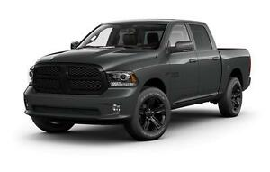2017 RAM 1500 Night Edition