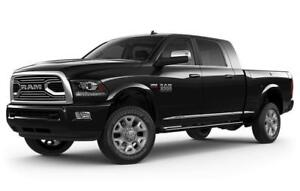 2018 RAM 3500 Limited Tungsten Edition Mega Cab