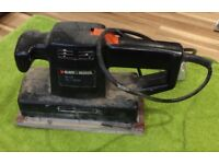 Orbital sander electric