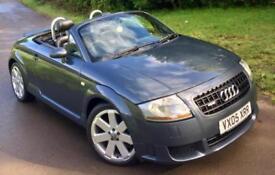 Audi TT Roadster 3.2 V6 (250)**Quattro 4x4 DSG**Just 60,788 Miles,Stunning Car**