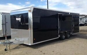 2016 Mission Trailers MCH 8.5x24