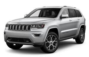 2018 Jeep Grand Cherokee Sterling Edition