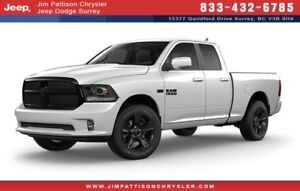 2018 RAM 1500 Night Edition Quad Cab