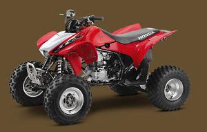 Wanted Honda TRX400 or TRX450