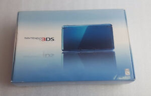 Wanted: Empty Box for 3DS