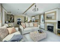 2021 Used Lodge for sale in Lancashire nr Yorkshire Dales-6 MONTHS OLD-DECKING-