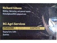 RG AGRI SERVICES
