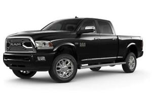 2018 RAM 3500 Limited Tungsten Edition Crew Cab