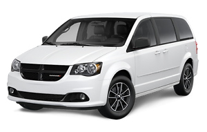 2017 Dodge Grand Caravan Blacktop