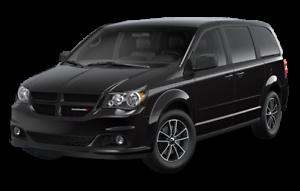 2017 Dodge Grand Caravan Blacktop
