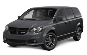2018 Dodge Grand Caravan Blacktop