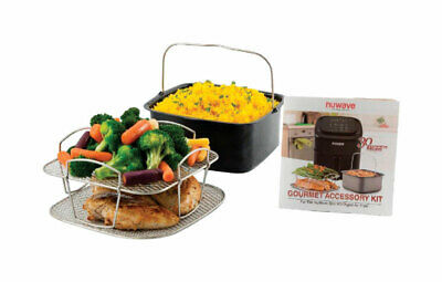NuWave Brio As Seen On TV  6 qt. Gourmet Accessory