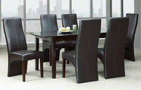 NEW ARRIVAL PEDRO MODERN DINING ROOM SET ON SALE IN STOCK