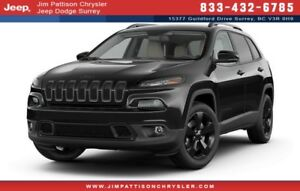 2018 Jeep Cherokee High Altitude