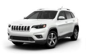 2019 Jeep Cherokee 4x4 Limited