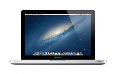 """Apple MacBook Pro 13.3"""" A1278 2012 MD101LL/A Intel Core i5 4GB 500GB Grade C"""