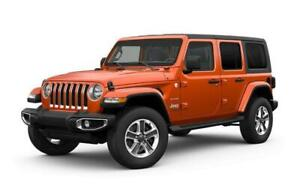 2019 Jeep Wrangler Unlimited Sahara