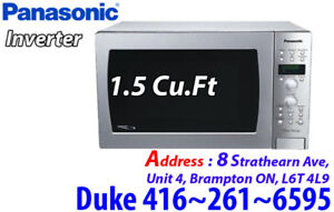 DEAL Panasonic Microwave Convection Oven Stainless Steel