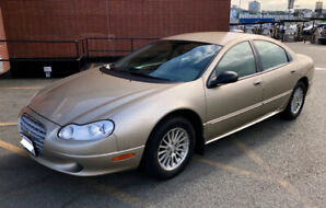 2004 Chrysler Concorde - LOW KMs PRICED TO SELL