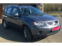 2009 MITSUBISHI OUTLANDER EQUIPPE ***58000mls*** 4x4