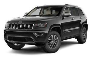 2017 Jeep Grand Cherokee LIMITED/LEATHER/5.7L HEMI/LOADED/4X4